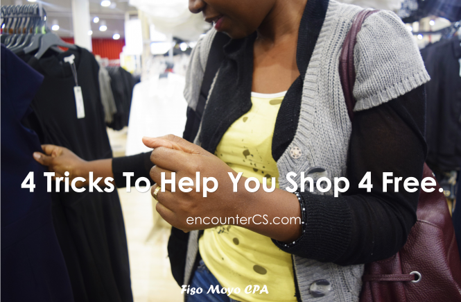 4 Tricks to Help You Shop for Free