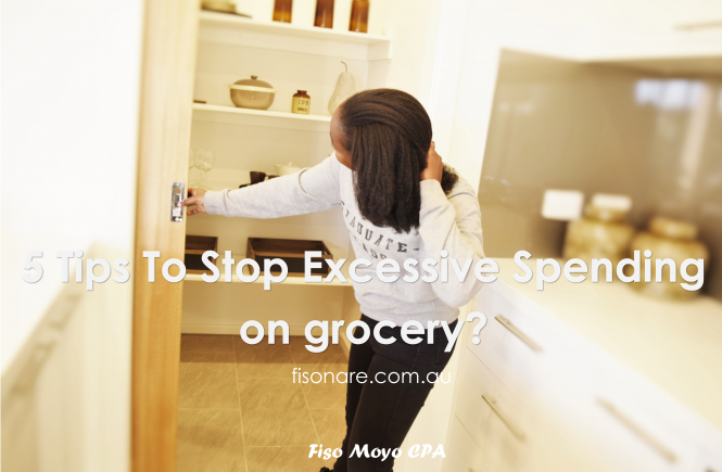 Are You Spending Excessively On Groceries? 5 Tips To Stop This!!